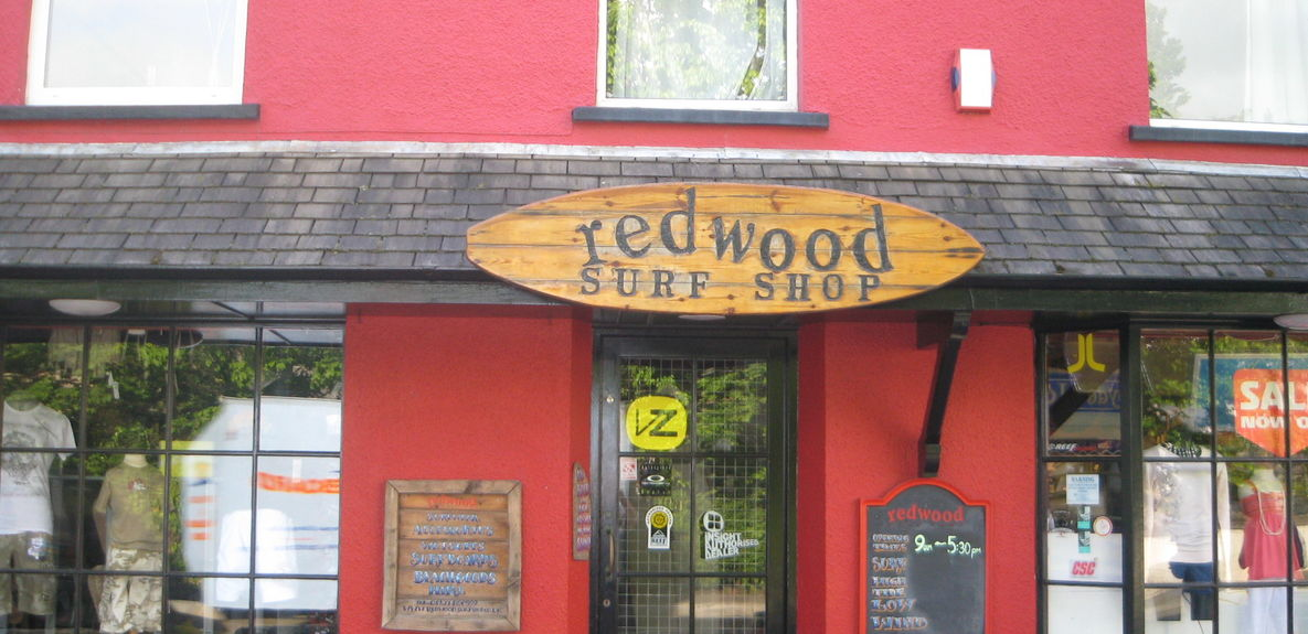 Redwood Surf Shop